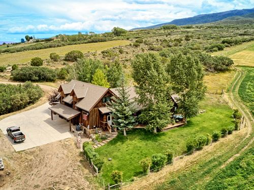 Boyle's Ranch : Parachute : Garfield County : Colorado