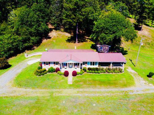 Parker Farm : Trion : Chattooga County : Georgia