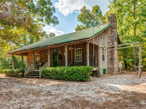 280 Ac Recreational Retreat : McEwen : Humphreys County : Tennessee