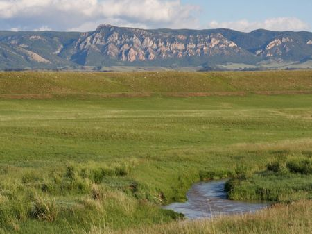 Purdy's Three Creeks Ranch : Buffalo : Johnson County : Wyoming