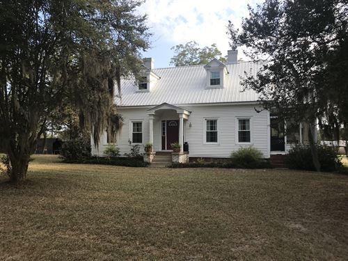 Captain Henderson Farm : Sylvania : Screven County : Georgia