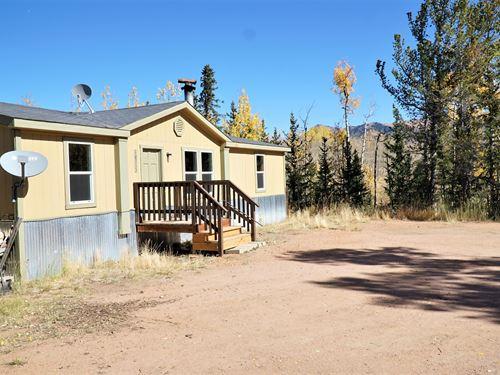 10715 S SH 67, Cripple Creek : Cripple Creek : Teller County : Colorado