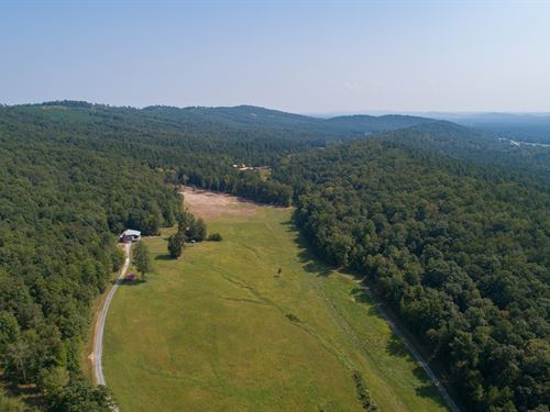 Auction, Country Home On 14.92 Ac : Ashville : Saint Clair County : Alabama