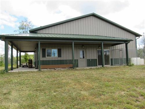 360Ac Tract Beautiful Lodge 1117715 : Hermansville : Menominee County : Michigan