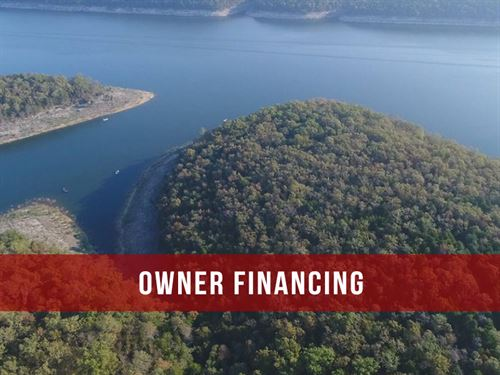 $500 Down On Bull Shoals Lake Land : Branson : Taney County : Missouri