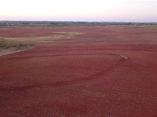 108 Acres, Mostly Farmland, / Some : Megargel : Archer County : Texas