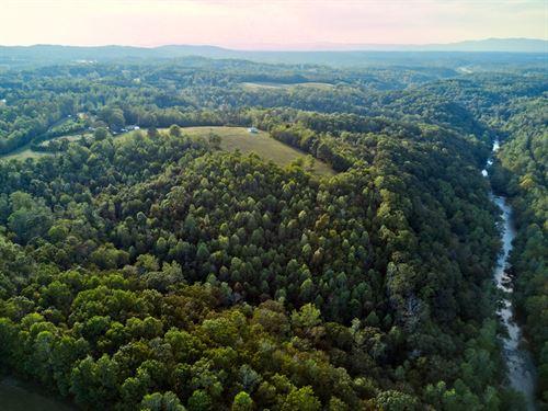 Ararat NC Land For Sale : Ararat : Surry County : North Carolina