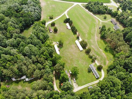 Clay Brook Farm : Urbanna : Middlesex County : Virginia