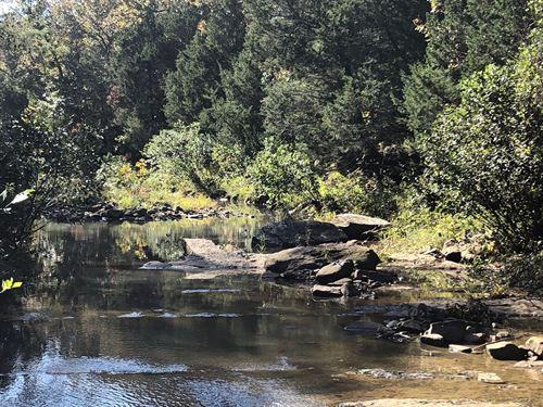 Hunting Land For Sale, SE Oklahoma : Red Oak : Latimer County : Oklahoma