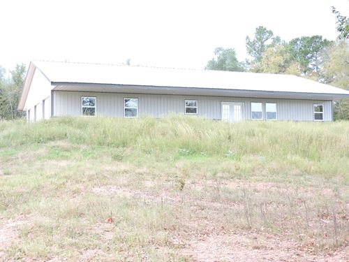 Brand New Construction Home : Waldron : Scott County : Arkansas