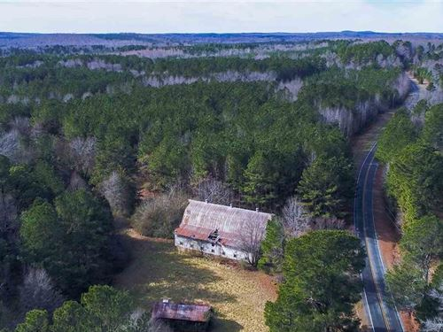 109 Acres, Beautiful 3 Acre Pond : Pittsboro : Chatham County : North Carolina