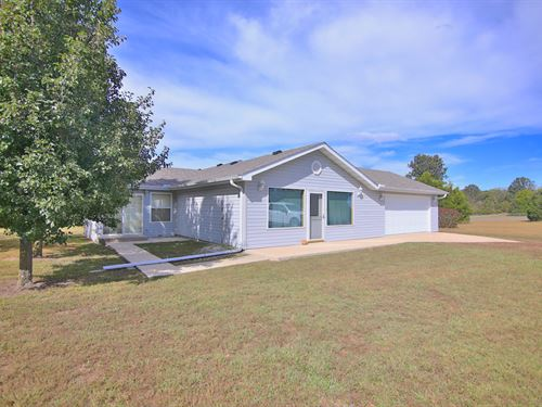 Country Home For Sale West Plains : West Plains : Howell County : Missouri
