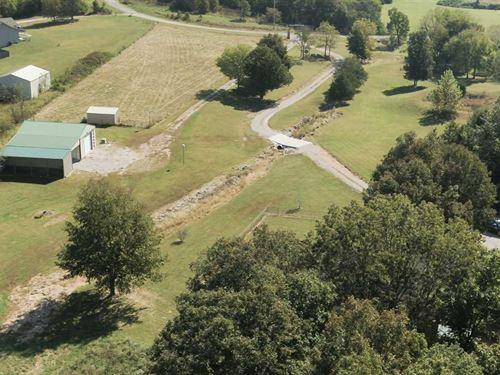 Luxury Country Living, Farming : Lebanon : Laclede County : Missouri