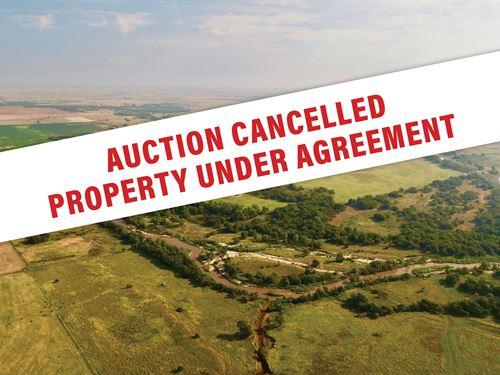 Cancelled Medicine River Ranch : Kiowa : Barber County : Kansas