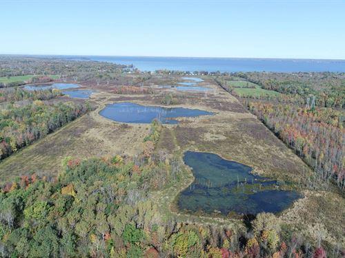 Waterfowl & Game Bird Preserve : Sullivan : Madison County : New York