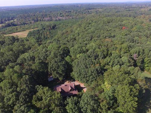 50+ Acres Chatham, VA Abundant : Chatam : Pittsylvania County : Virginia