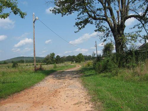 38+ Acres in Gretna, VA : Gretna : Pittsylvania County : Virginia