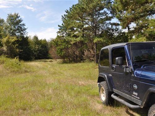 Richert Ranch Hunting & Cattle-Land : Heavener : Le Flore County : Oklahoma