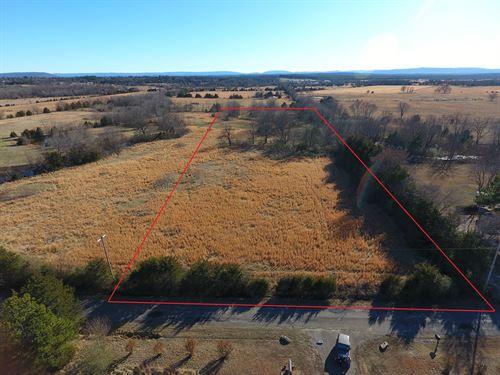 Picture Rock Road Land 5 Acres : Poteau : Le Flore County : Oklahoma