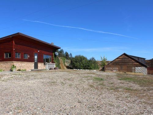 Bone Creek Ranch : Long Pine : Brown County : Nebraska