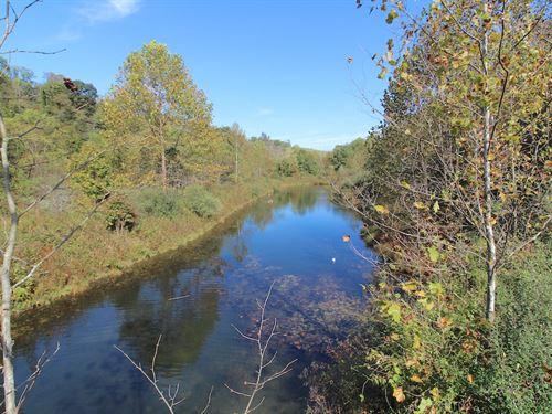 Ash Rd, 78 Acres : Kimbolton : Guernsey County : Ohio