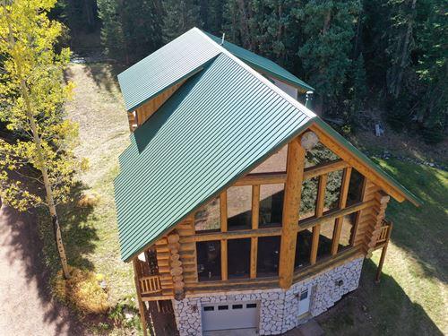 Mountain Cabin Getaway in Colorado : Gunnison : Colorado