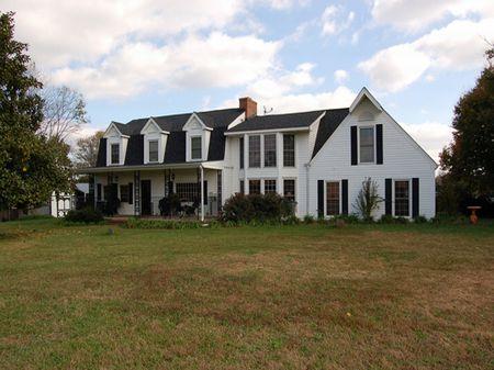 10 Ac Social Circle Horse Farm : Social Circle : Walton County : Georgia