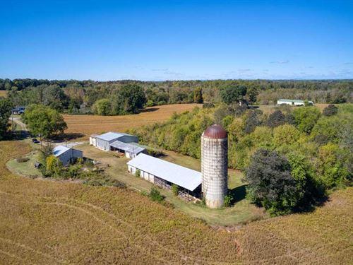 202 Acres in Mocksville, Davie Cou : Mocksville : Davie County : North Carolina