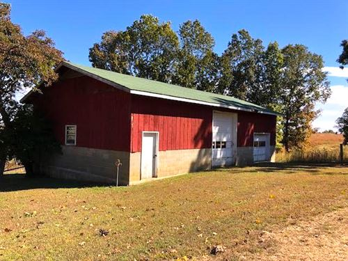 Country Home For Sale in The Ozarks : Alton : Oregon County : Missouri