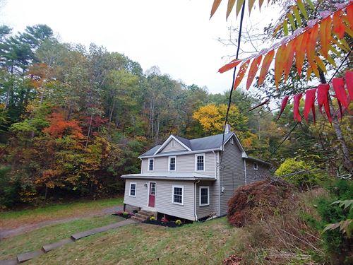Farmhouse Acreage Shawsville, VA : Shawsville : Montgomery County : Virginia