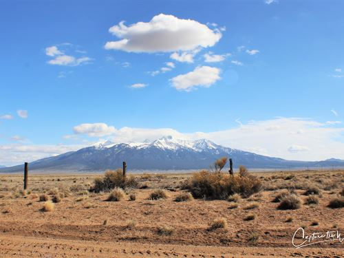 All To Yourself To Hunt And Fish : Blanca : Costilla County : Colorado