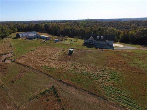 Custom Built Home With Large Acrea : Cape Fair : Stone County : Missouri