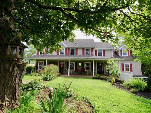 24 +/- Acre Farmette : Danville : Northumberland County : Pennsylvania