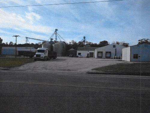 Foreclosure Sale, Commerical Farm : Oak Hall : Accomack County : Virginia