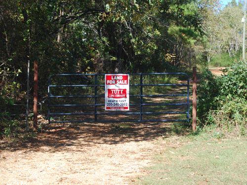 Lakeside Recreational / Residential : Pell City : Saint Clair County : Alabama