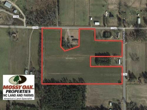 15.5 Acres of Farm And Hunting Lan : Hallsboro : Columbus County : North Carolina