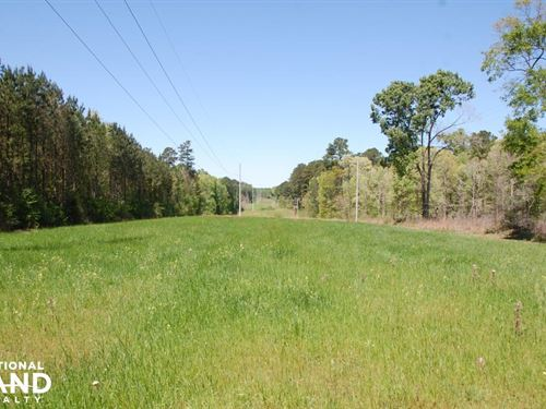 Timberfield Ii, Timberland And Hunt : Gloster : Amite County : Mississippi