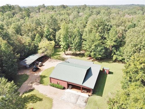 113 Acres Hunting Land For Sale Lod : Saint Francisville : West Feliciana Parish : Louisiana