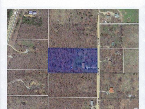 Country Home 5 Acres Ash Flat : Ash Flat : Sharp County : Arkansas