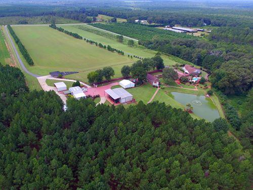 Shiloh Estate : Ellaville : Schley County : Georgia