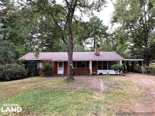 Affordable Country Home With 5 Acre : Lexington : Holmes County : Mississippi