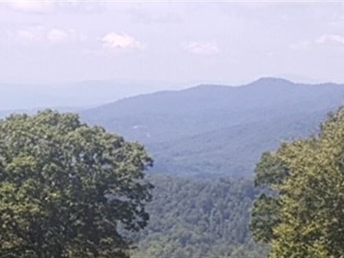 Lot Liquidation Near Asheville NC : Mars Hill : Madison County : North Carolina