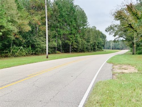 64 Acres Residential Development Fo : Petal : Forrest County : Mississippi