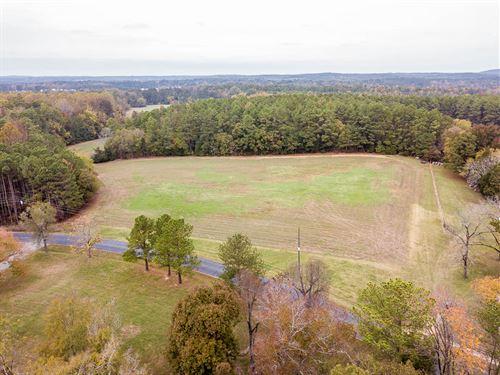 Spectacular Mix of Mature Hardwoods : Pittsboro : Chatham County : North Carolina