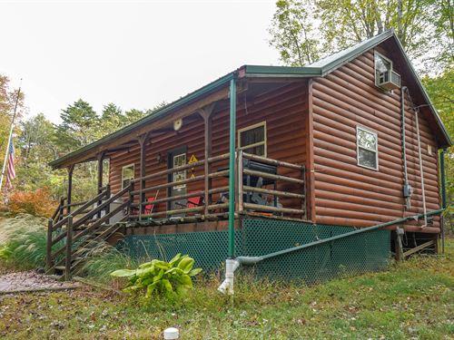 Oak Hill Rd, 100 Acres : Stockport : Washington County : Ohio