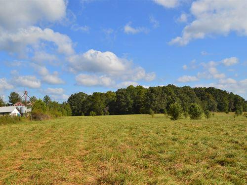 17.9Ac in Northern Cherokee County : Gaffney : Cherokee County : South Carolina