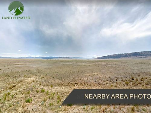 Perfect Property For Outdoor Lovers : Hartsel : Park County : Colorado