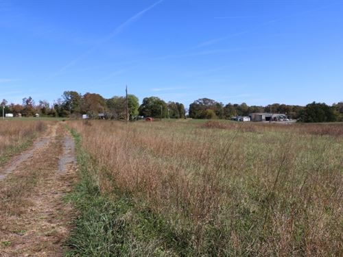 Dobson Land For Sale : Dobson : Surry County : North Carolina
