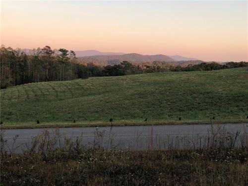 Mountain Land For Sale In Ellijay : Ellijay : Gilmer County : Georgia