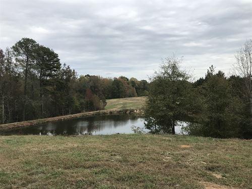 Bunker Hill Farm : Crawford : Oglethorpe County : Georgia